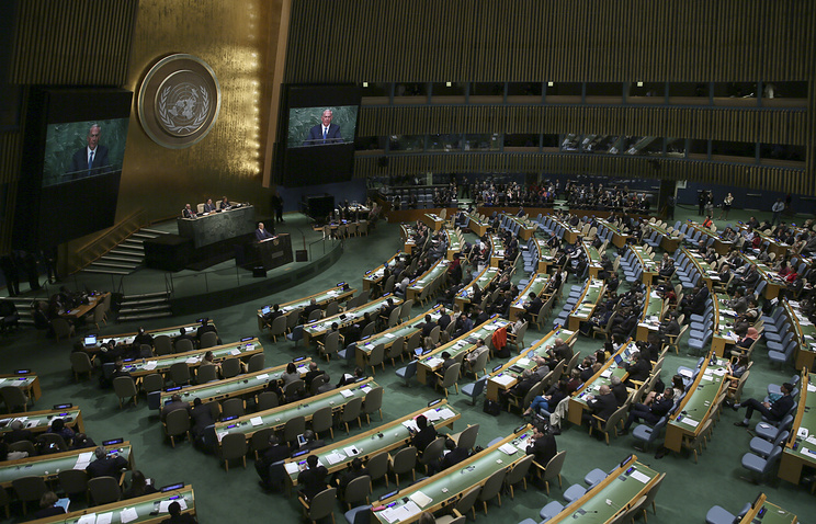 Лавров проведет встречу на«полях» Генассамблеи ООН с генеральным секретарем НАТО