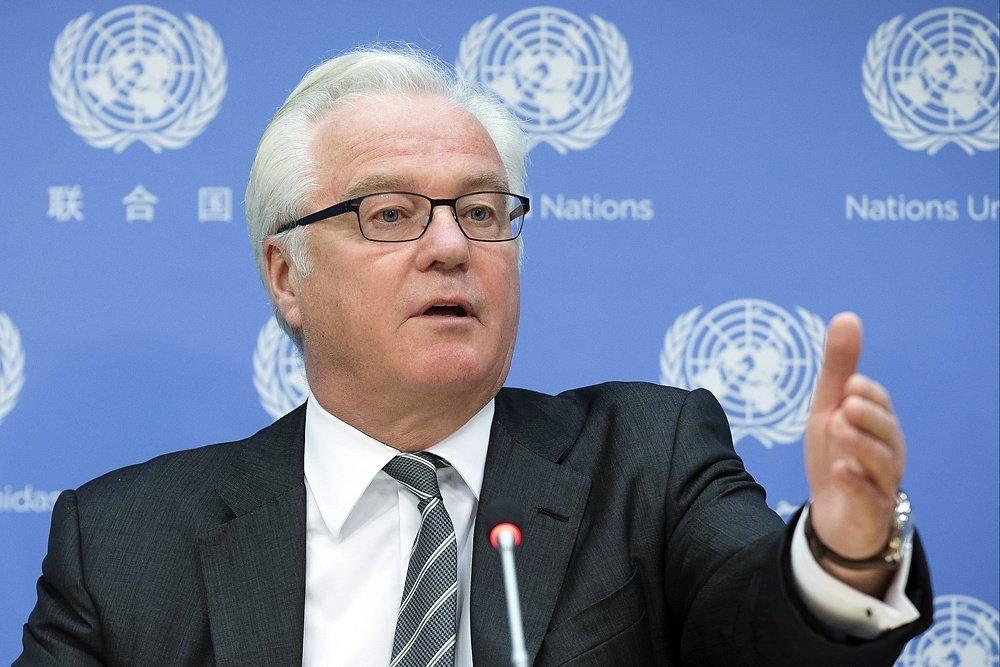 Умер Виталий Чуркин. Постоянный уполномоченный РФпри ООН скончался нарабочем месте