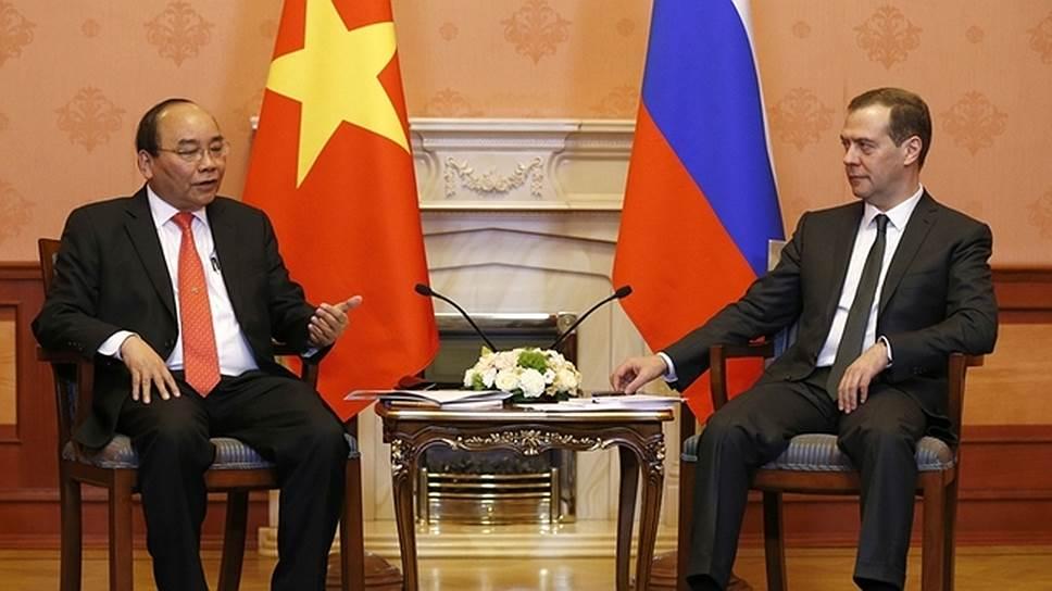 РФ и Вьетнам будут развивать сотрудничество