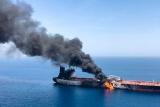 Атака на танкеры в Оманском залиые